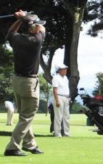 第5回唐下杯中経協ゴルフ大会